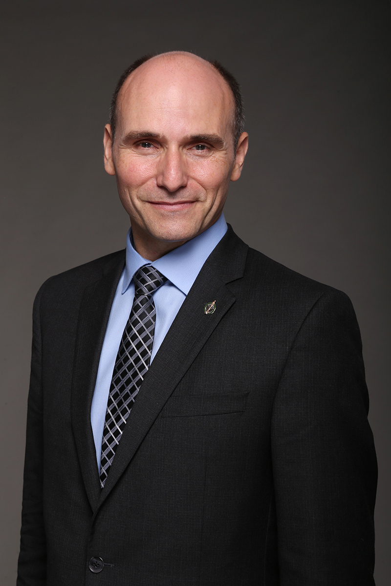 The Honourable Jean-Yves Duclos